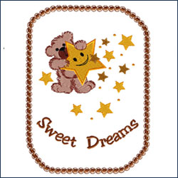 Sweet Dreams Frame