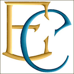 CE or EC Two Letter Monogram