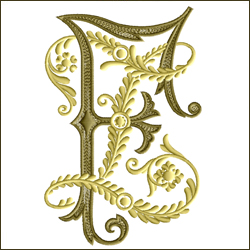 F and Z Monogram 1