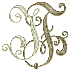 J And J >> J And J Two Letters Monogram
