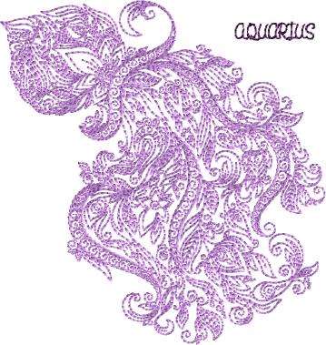 bb9738045 Zodiac Sign - Aquarius
