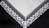 Glorious Lace Handkerchief