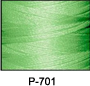 ThreaDelight Polyester Embroidery Thread Field Green