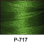 ThreaDelight Polyester Embroidery Thread Forest Green