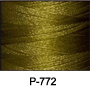 ThreaDelight Polyester Embroidery Thread Golden Olive DK