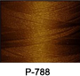 ThreaDelight Polyester Embroidery Thread Chestnut Tree Brown