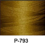ThreaDelight Polyester Embroidery Thread Old Gold DK