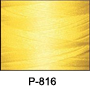 ThreaDelight Polyester Embroidery Thread Canary BRT