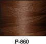 ThreaDelight Polyester Embroidery Thread Cocoa