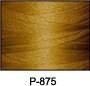 ThreaDelight Polyester Embroidery Thread Tobacco Brown
