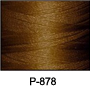 ThreaDelight Polyester Embroidery Thread Coffee Brown