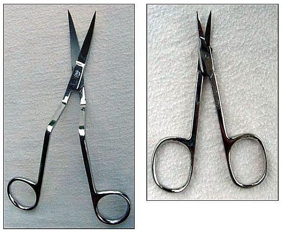 scissors for cutwork
