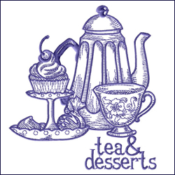 Tea and Deserts