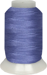 ThreaDelight Polyester Embroidery Thread Wisteria Violet 60WT