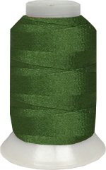 ThreaDelight Polyester Embroidery Thread Insect Green 60WT