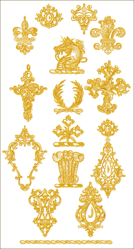 The Golden Symbols