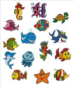 Smileys of the Sea