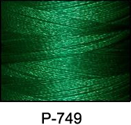 ThreaDelight Polyester Embroidery Thread Christmas Green DK
