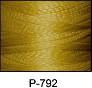 ThreaDelight Polyester Embroidery Thread Old Gold MD