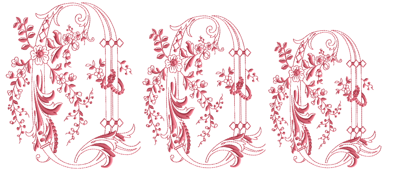 Enlaced-Romance-Embroidery-Designs-Alphabet Q